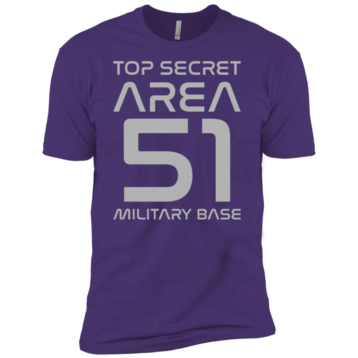 Alien Ufo Area 51 Men Short Sleeve T-Shirt