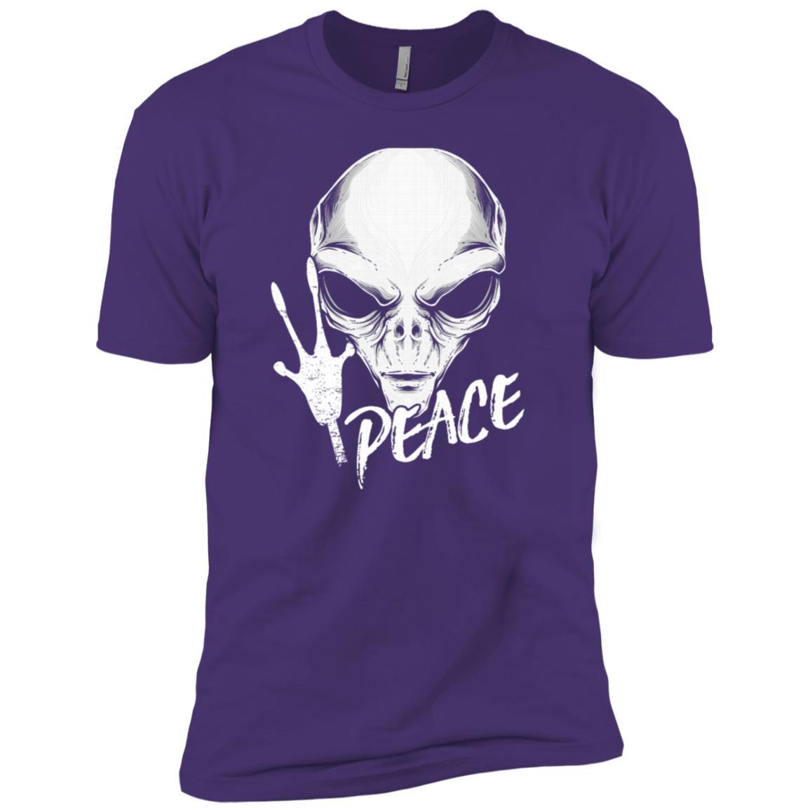 Alien Peace – Get In Loser Men Short Sleeve T-Shirt