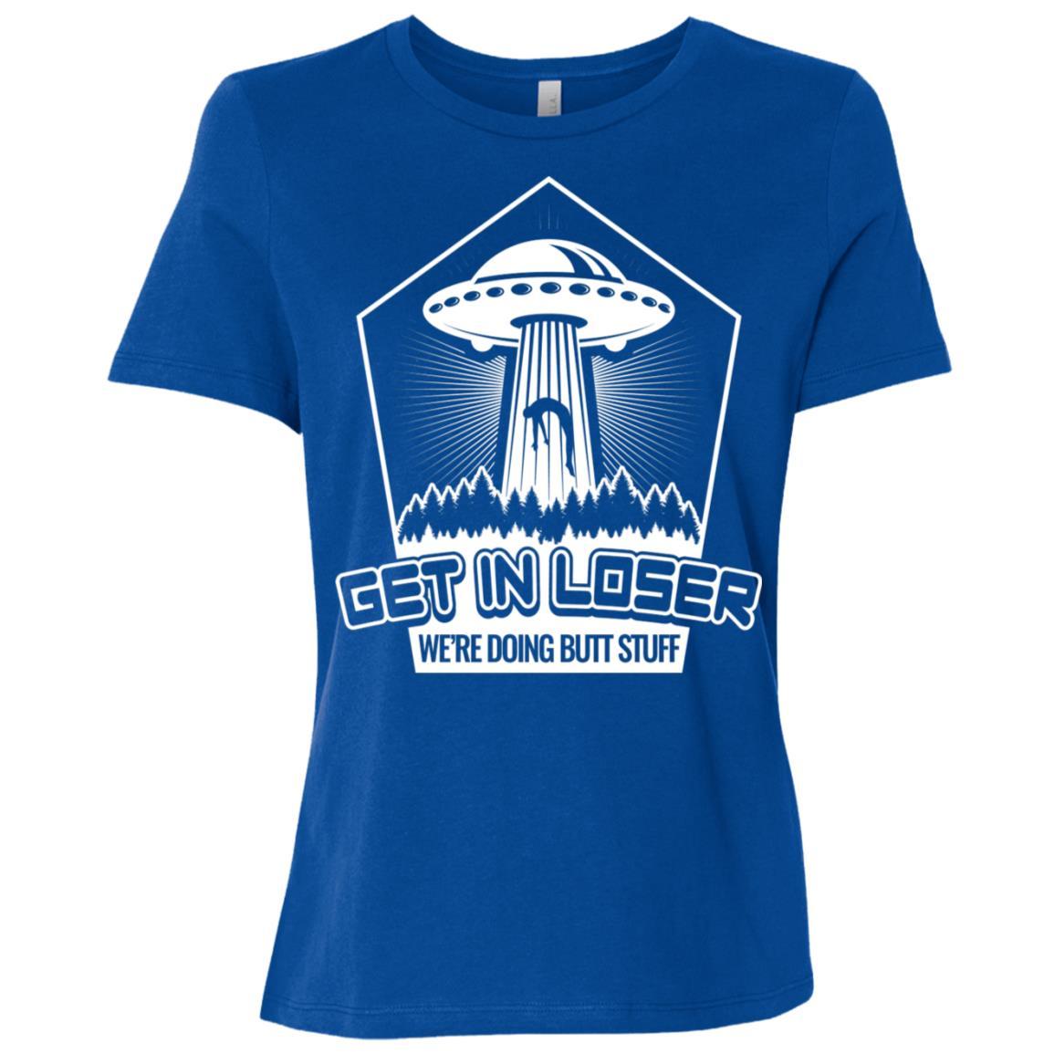 Alien Ufo Believer Funny Abduction -1 Women Short Sleeve T-Shirt