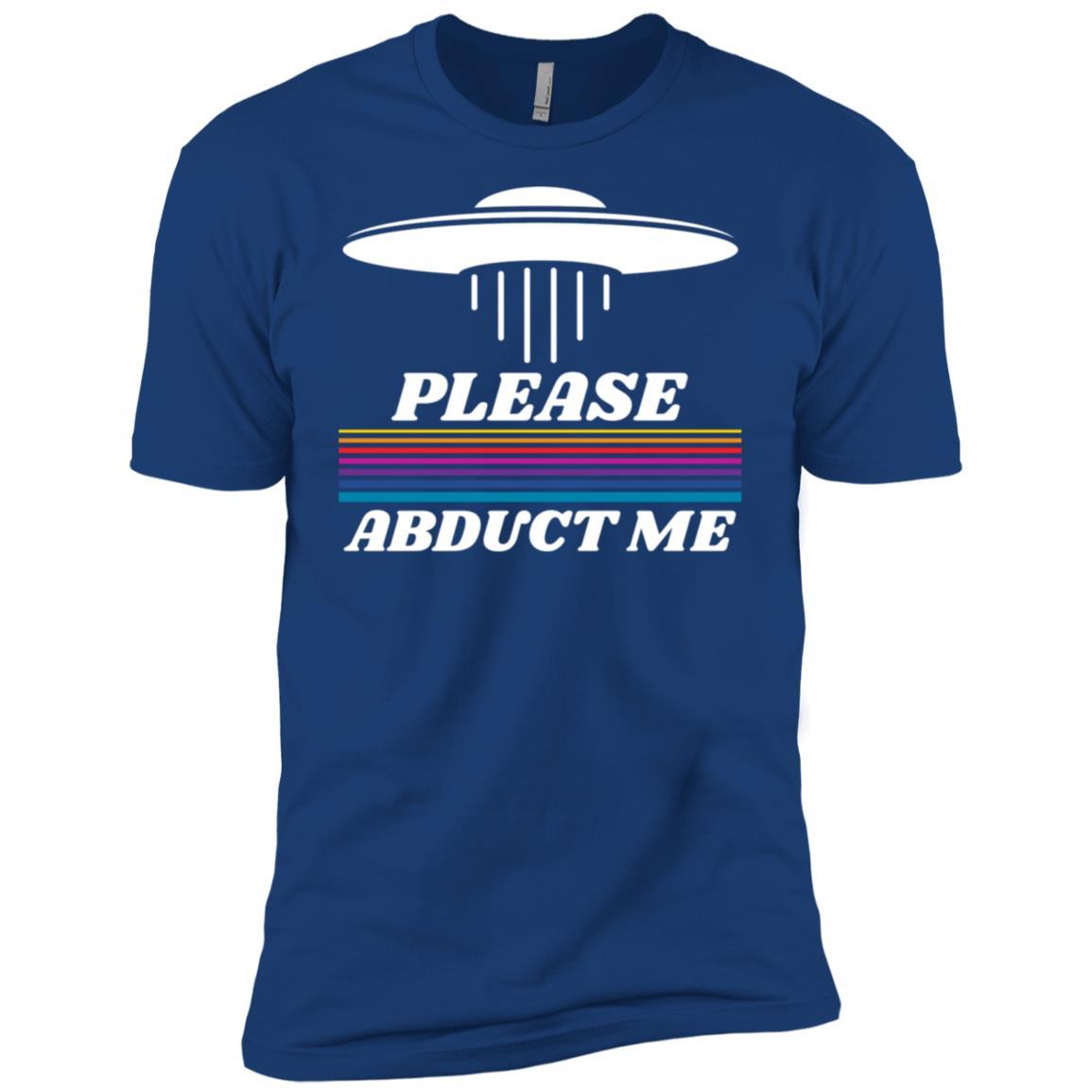 Funny Alien s Gift Men Short Sleeve T-Shirt