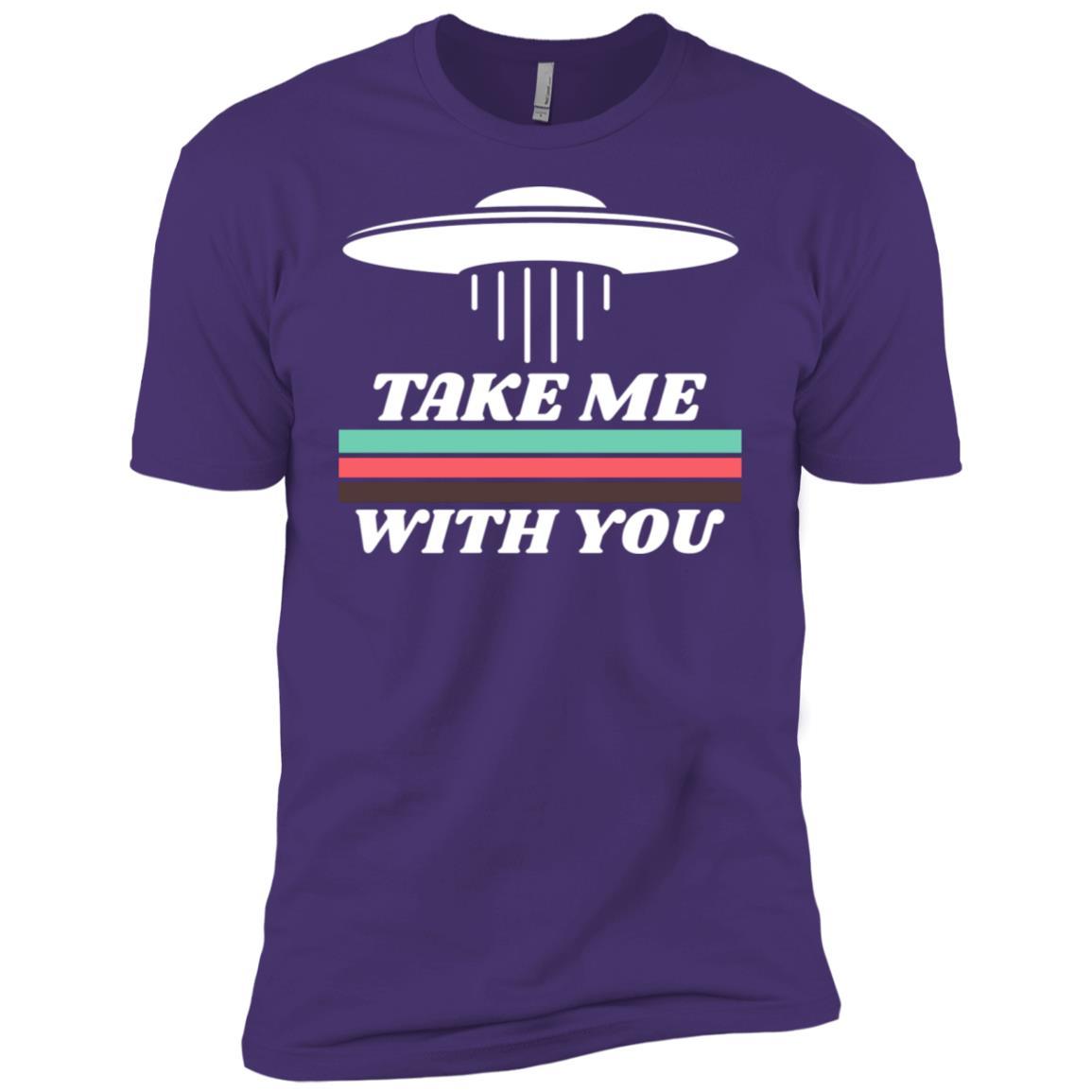 Funny Alien Wear s Gift-2 Men Short Sleeve T-Shirt
