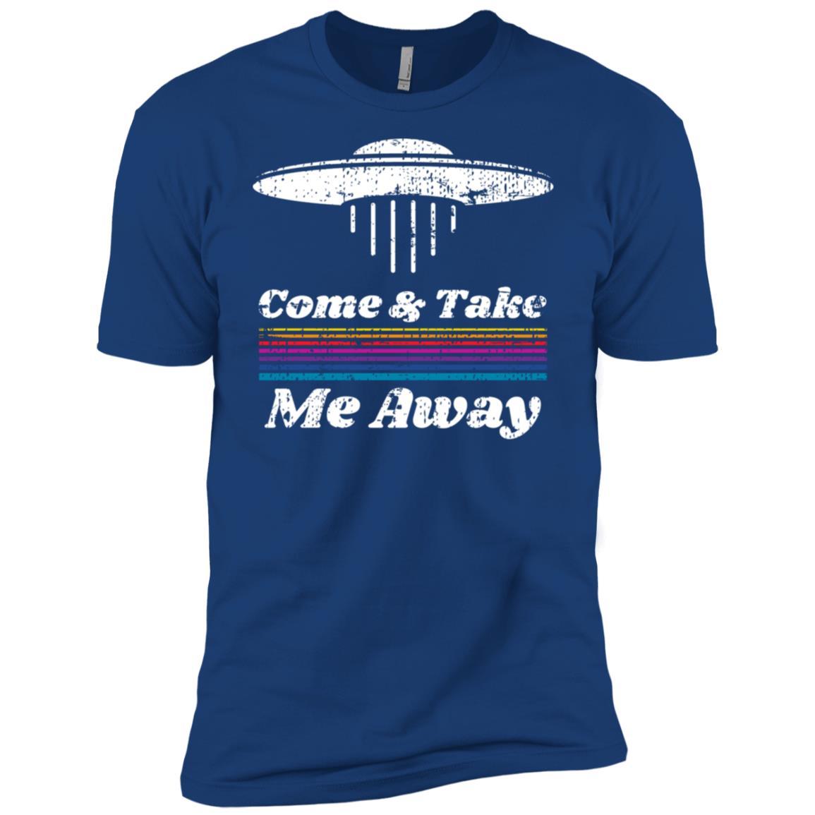 Funny Alien s Gift-1 Men Short Sleeve T-Shirt