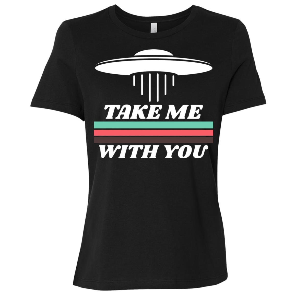 Funny Alien Wear s Gift-2 Women Short Sleeve T-Shirt