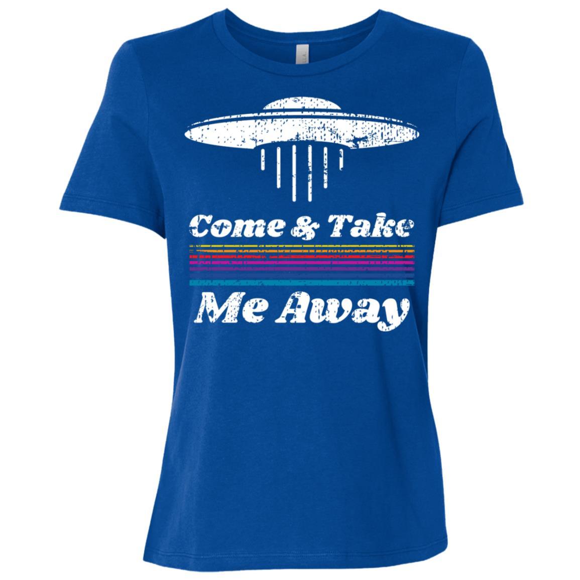 Funny Alien s Gift-1 Women Short Sleeve T-Shirt