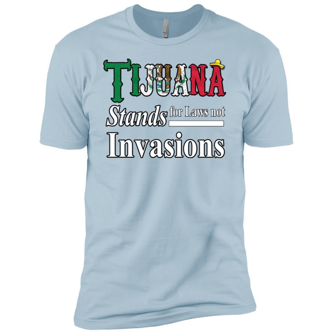 Make Tijuana Mexico Great Again Funny Gift Idea s-1 Men Short Sleeve T-Shirt