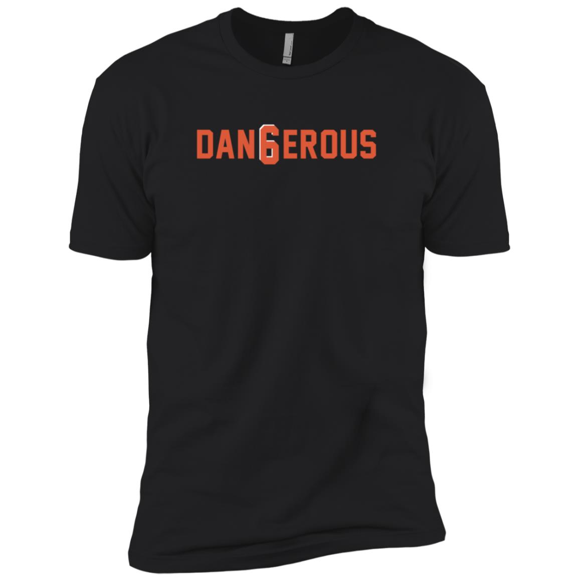 Dangerous MayfieId fans Men Short Sleeve T-Shirt