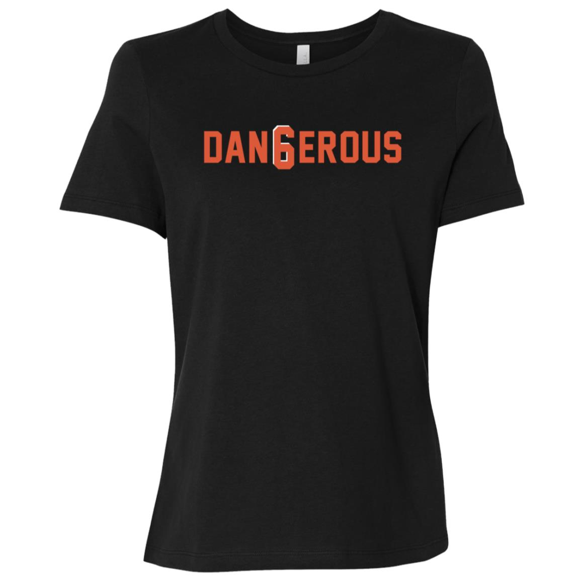 Dangerous MayfieId fans Women Short Sleeve T-Shirt