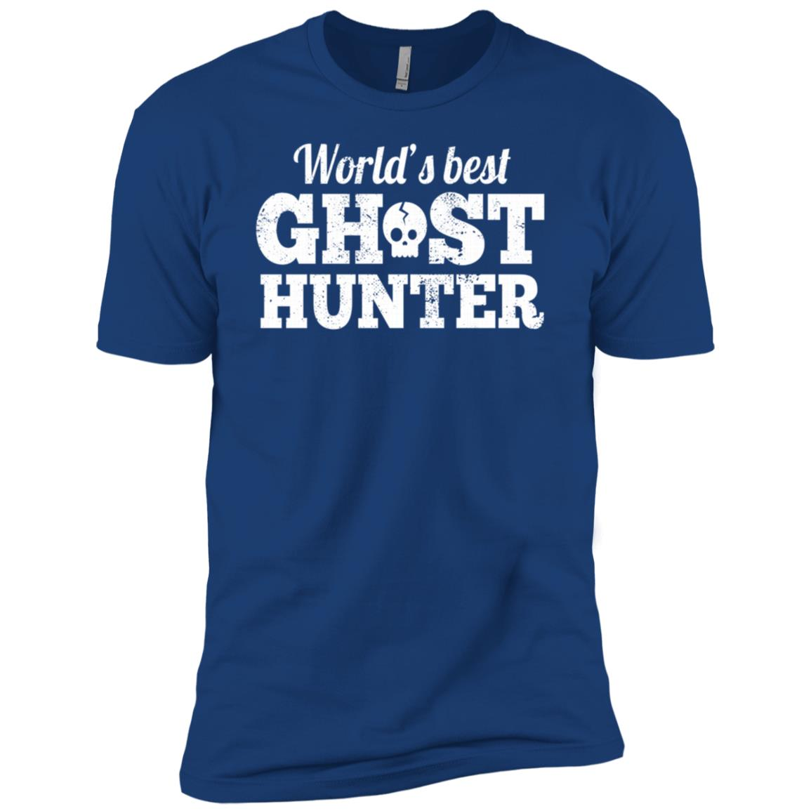 World's Best Ghost Hunter for Paranormal Investigators Men Short Sleeve