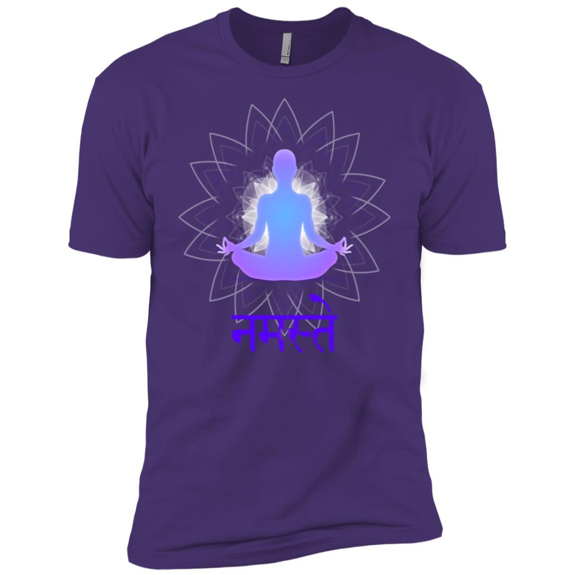Womens Yoga and tee Men Short Sleeve