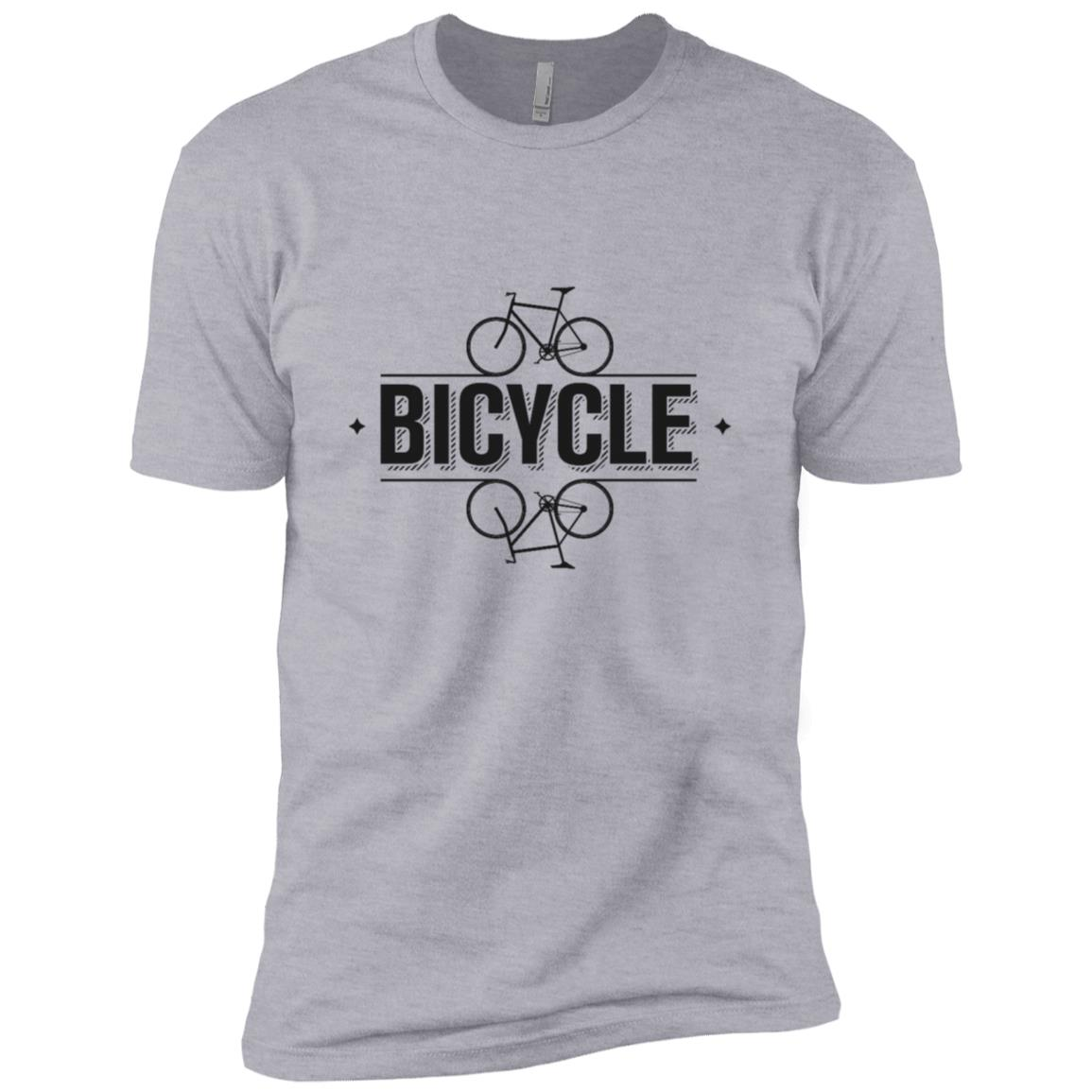 Bicycle Biking Lover Best Bike Rider Gift-2 Men Short Sleeve