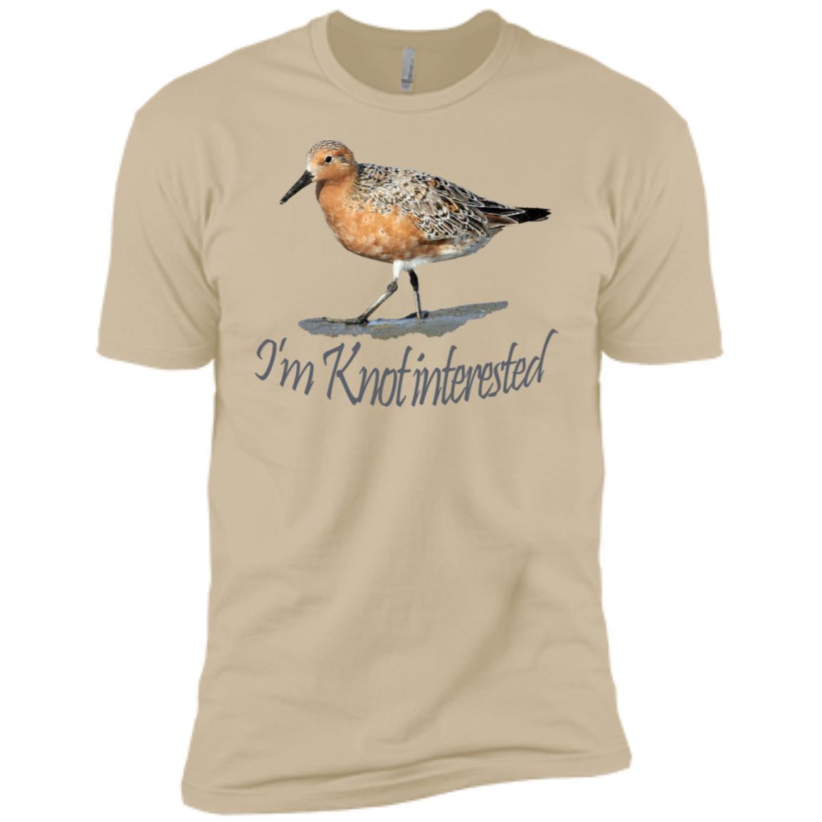 Bird. I'm Knot interested Men Short Sleeve