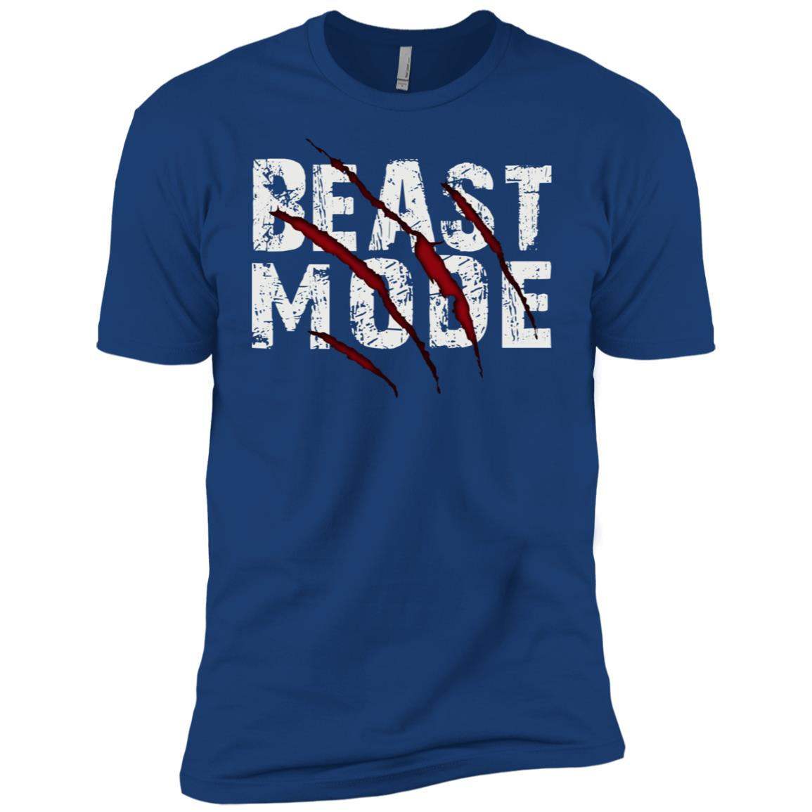 Beast Of Gym Mode For Workout & Sports Men Short Sleeve