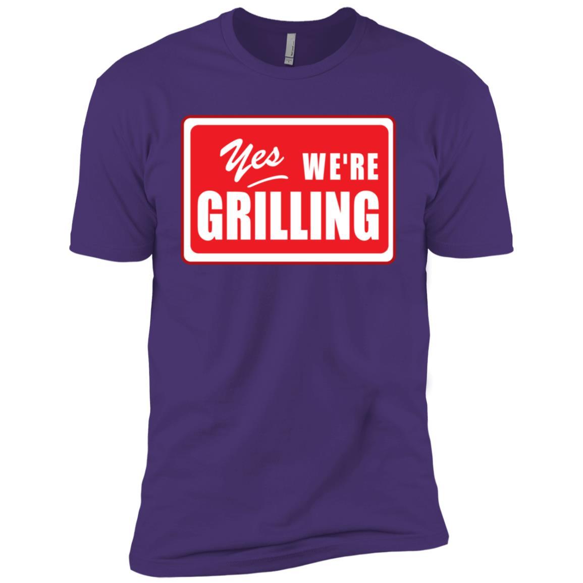 Bbq Grillings for chefs & cooks Men Short Sleeve