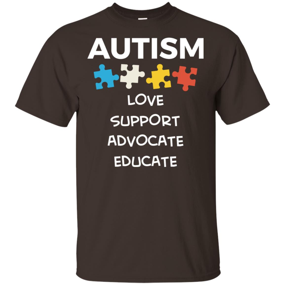 Cute Autism Unisex Short Sleeve