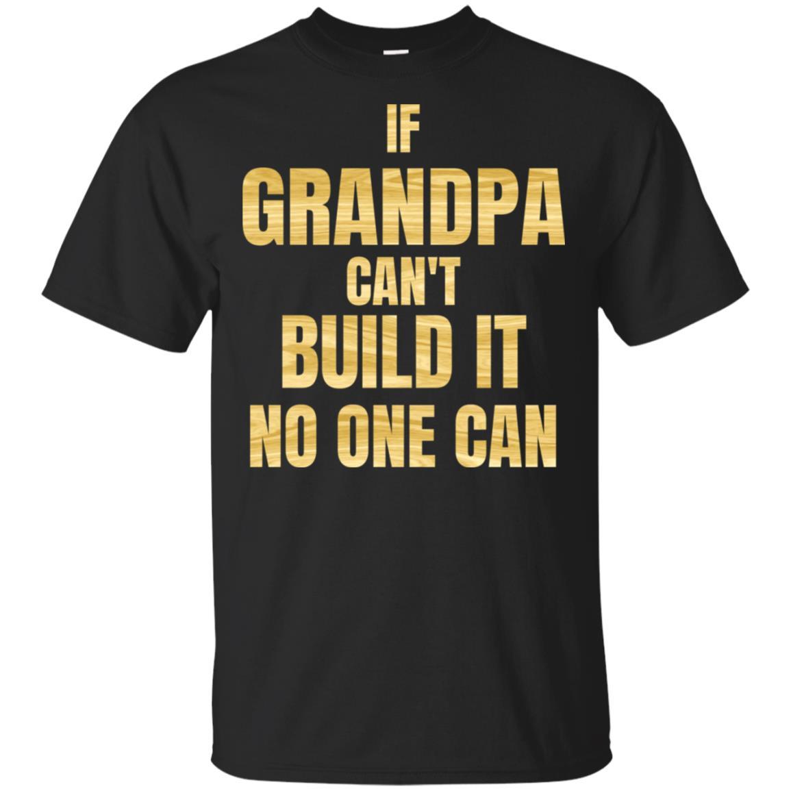 Carpenter Grandpa Quote Funny Sayings Unisex Short Sleeve
