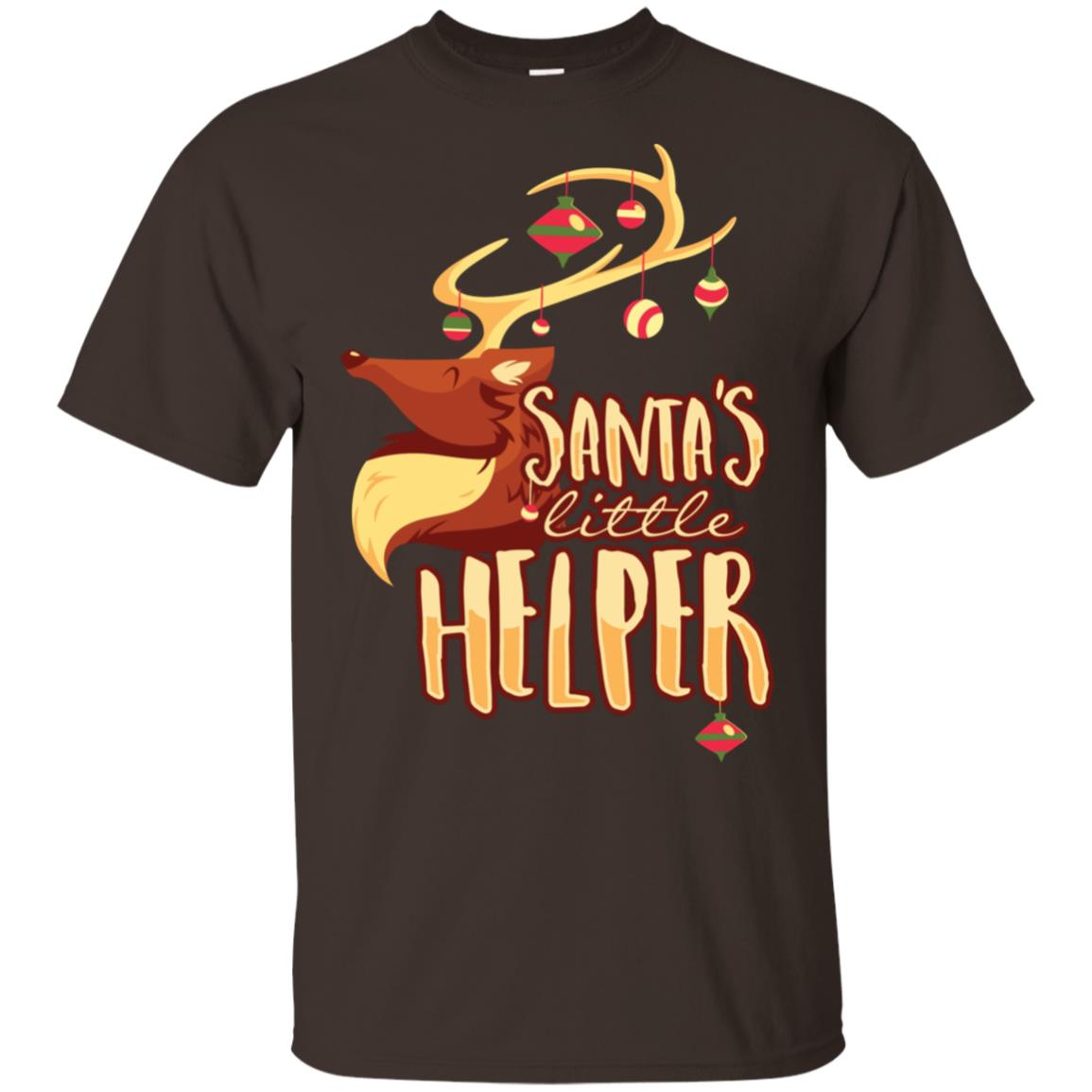 Caribou reindeer tees little helper T-Sh Unisex Short Sleeve