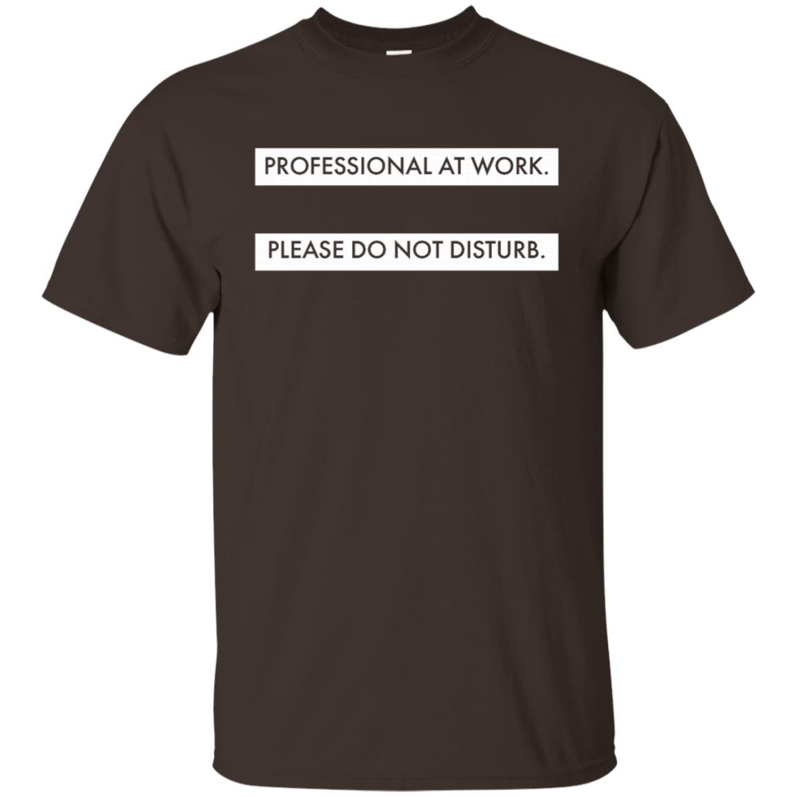 Treasure Hunting Metal Detecting Professional Do Not Disturb Unisex Short Sleeve