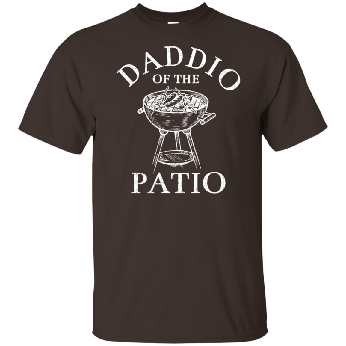 Daddio of the Patio Spatula Tee-1 Unisex Short Sleeve