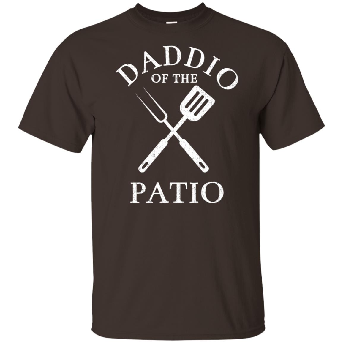 Daddio of the Patio Spatula Tee Unisex Short Sleeve