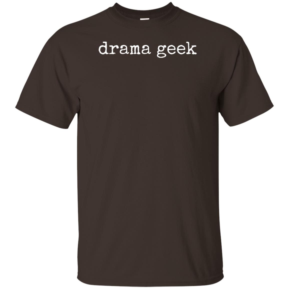 Drama Geek Theater Actor Actress Play Production Unisex Short Sleeve