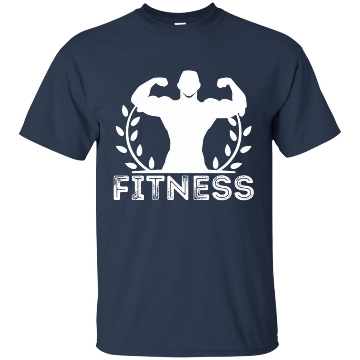 Fitness Weightlifting Gym Training Sport Gift Unisex Short Sleeve