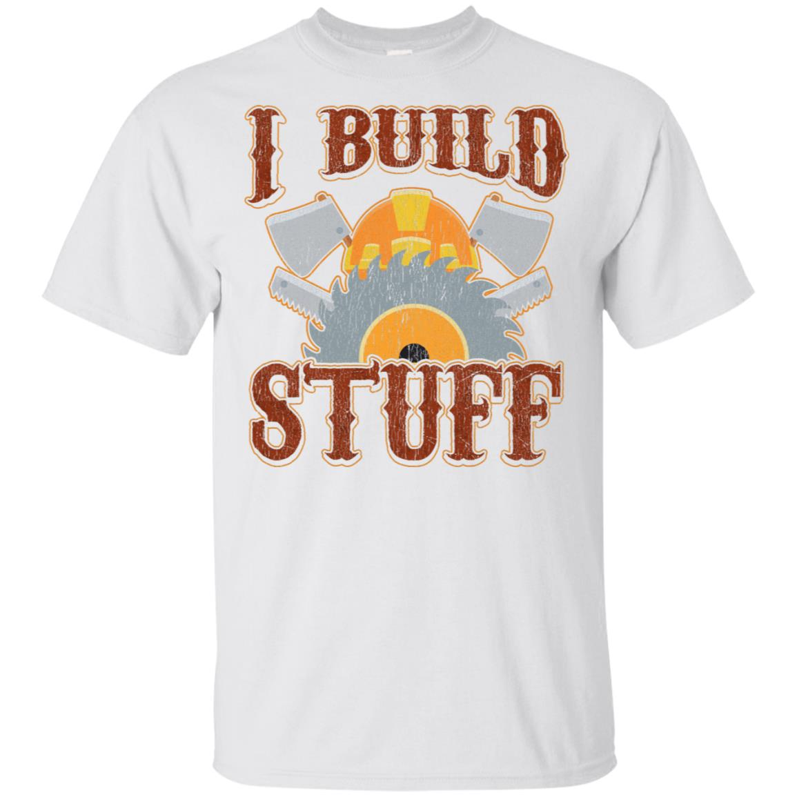 Woodworking I Build Things – Woodworker Gifts Ls Unisex Short Sleeve