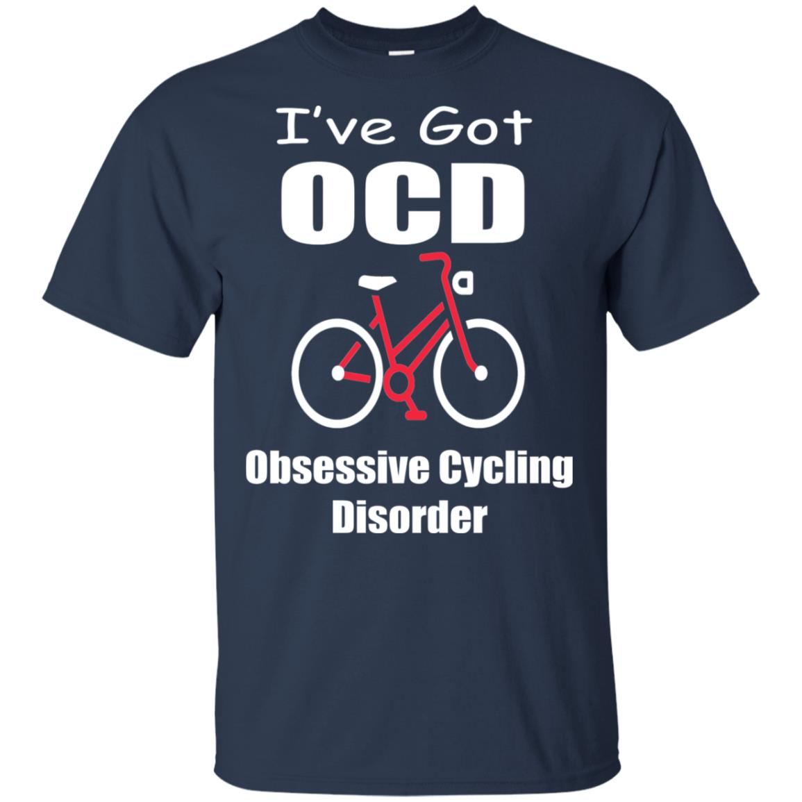 Funny Cycling Bicycle Biker Gift Unisex Short Sleeve