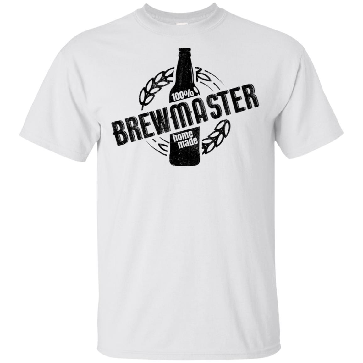 Home Brewing Brewmaster Home Brew Gifts-1 Unisex Short Sleeve