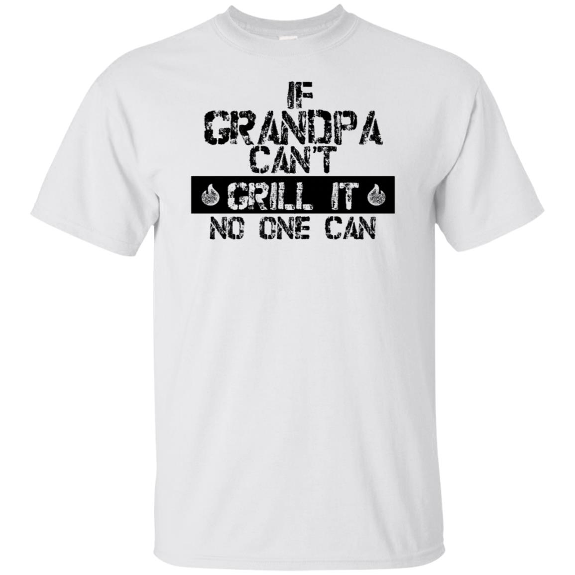 Grandpa Bbq Grills Funny Meat Grilling Gift-4 Unisex Short Sleeve