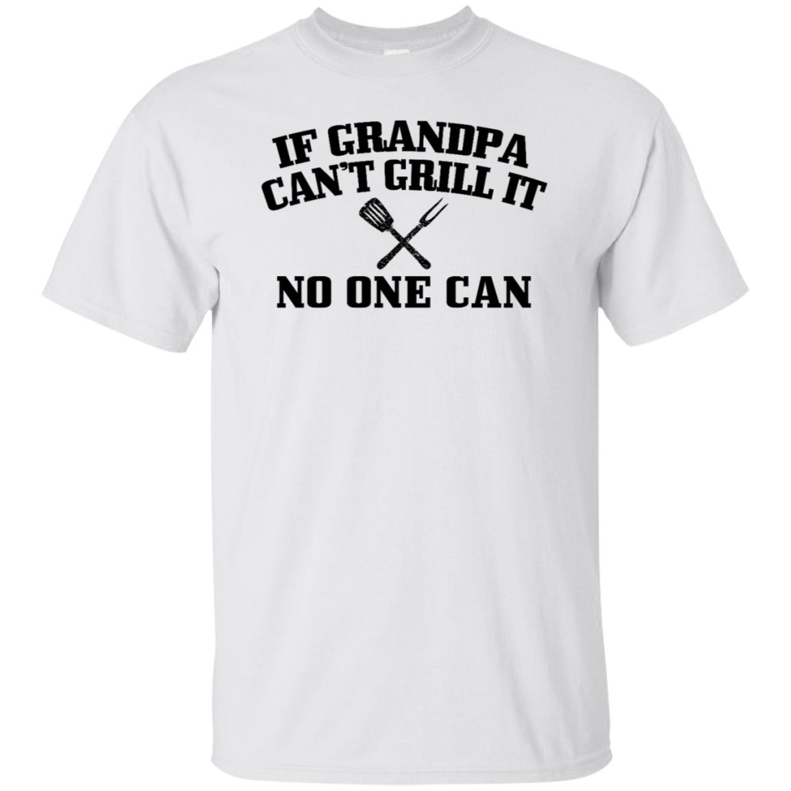 Grandpa Bbq Grills Funny Meat Grilling Gift-2 Unisex Short Sleeve