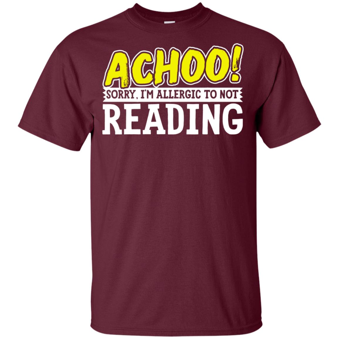 Funny Reading Lover Kids And Adults Gift Youth Short Sleeve
