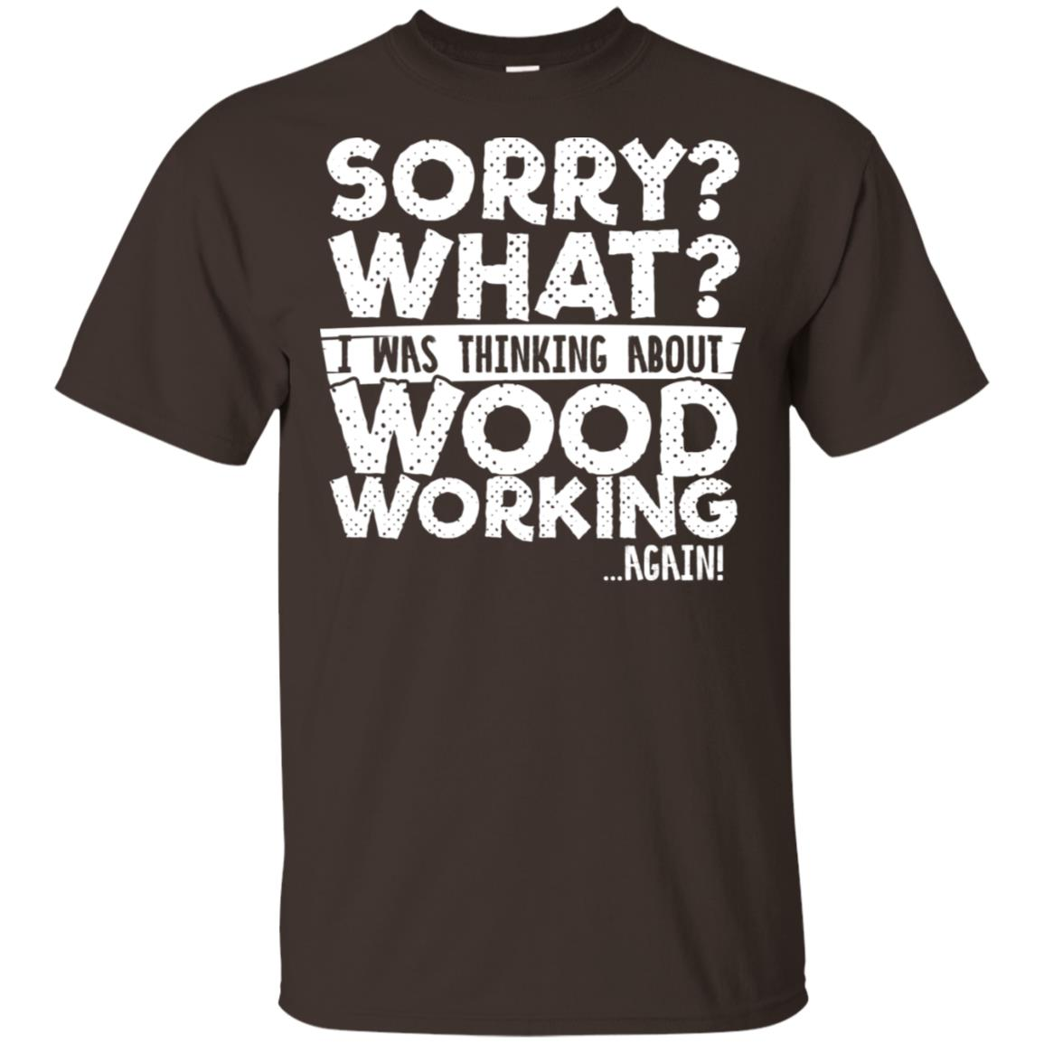 Funny Woodwork Woodworking Hobby Gift Unisex Short Sleeve