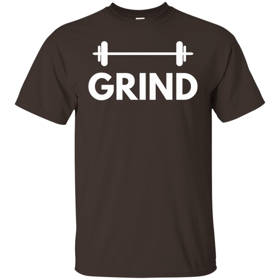 Grind Gym Workout Unisex Short Sleeve