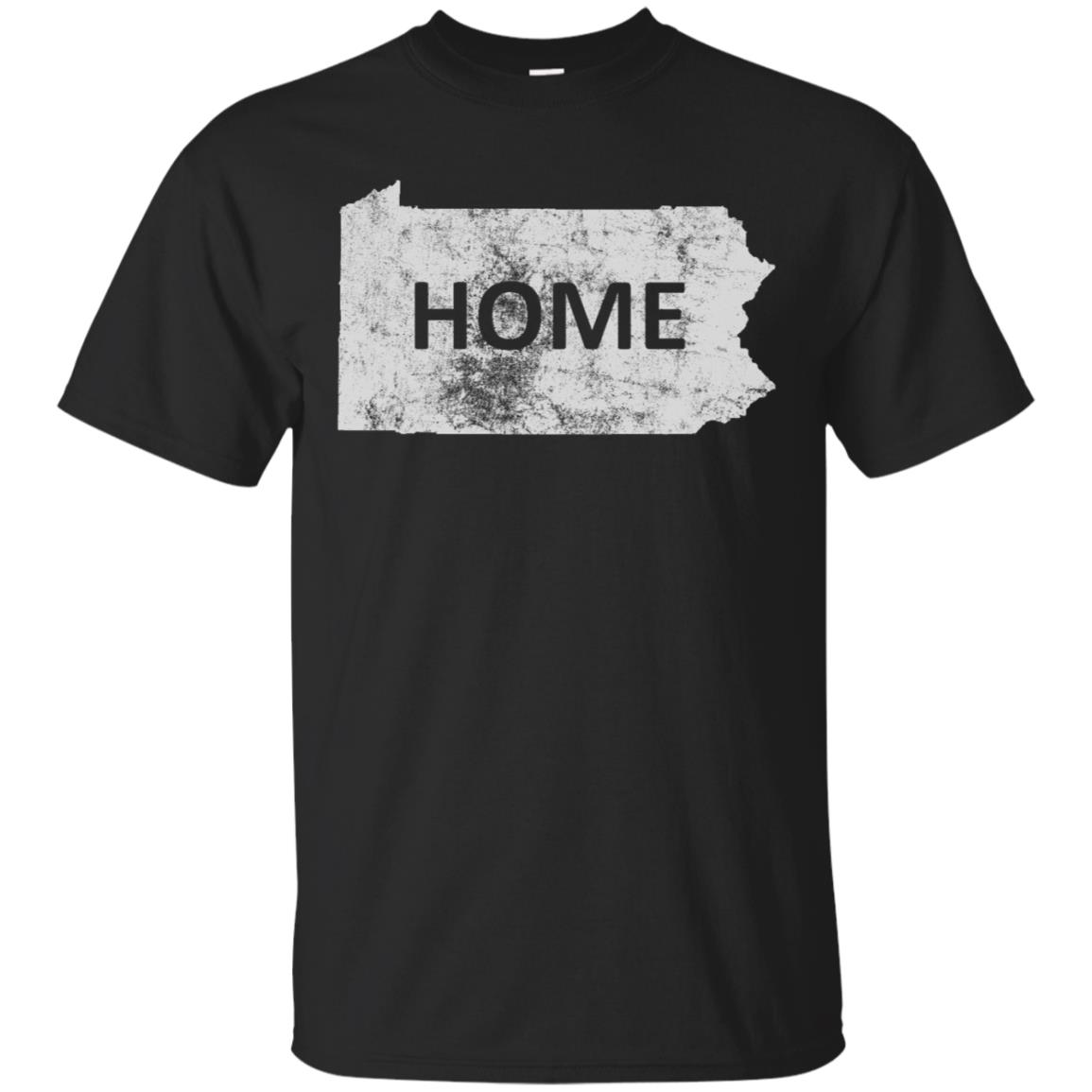 Home – Pennsylvania Tee Unisex Short Sleeve