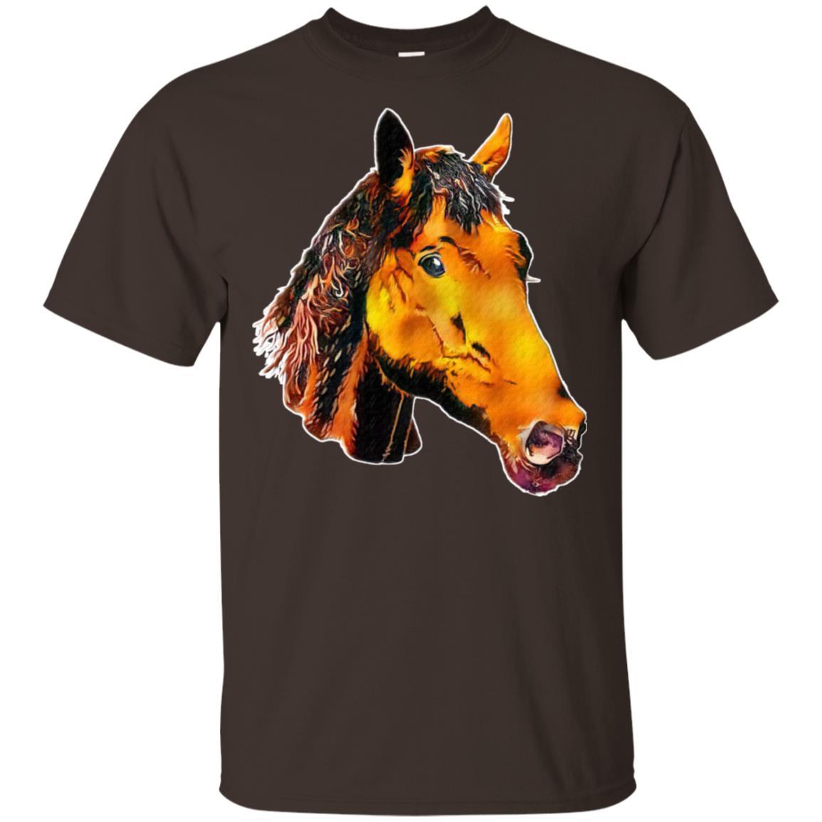 Horse for Girls Women Gifts Horses Horseback Riding Unisex Short Sleeve