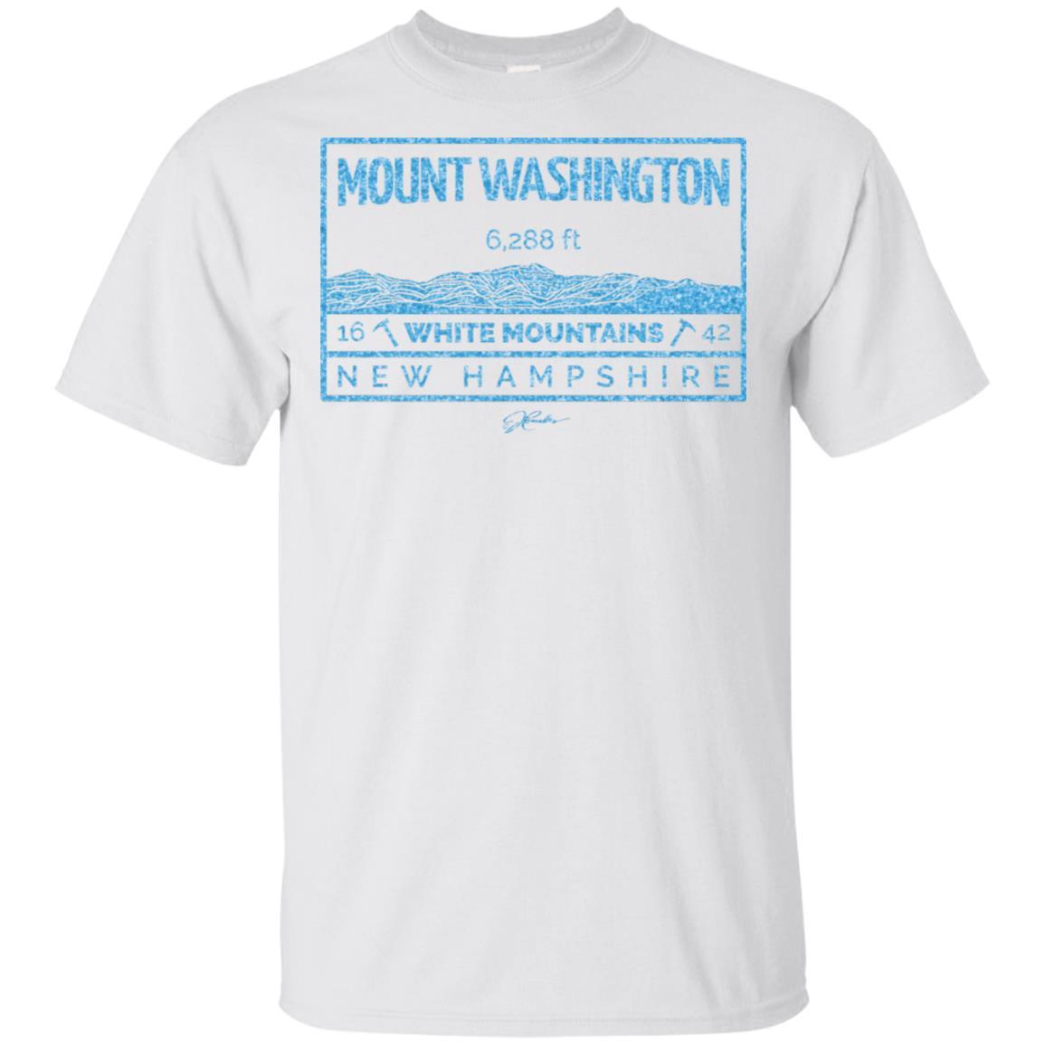 JCombs Mount Washington, White Mountains, Nh Unisex Short Sleeve