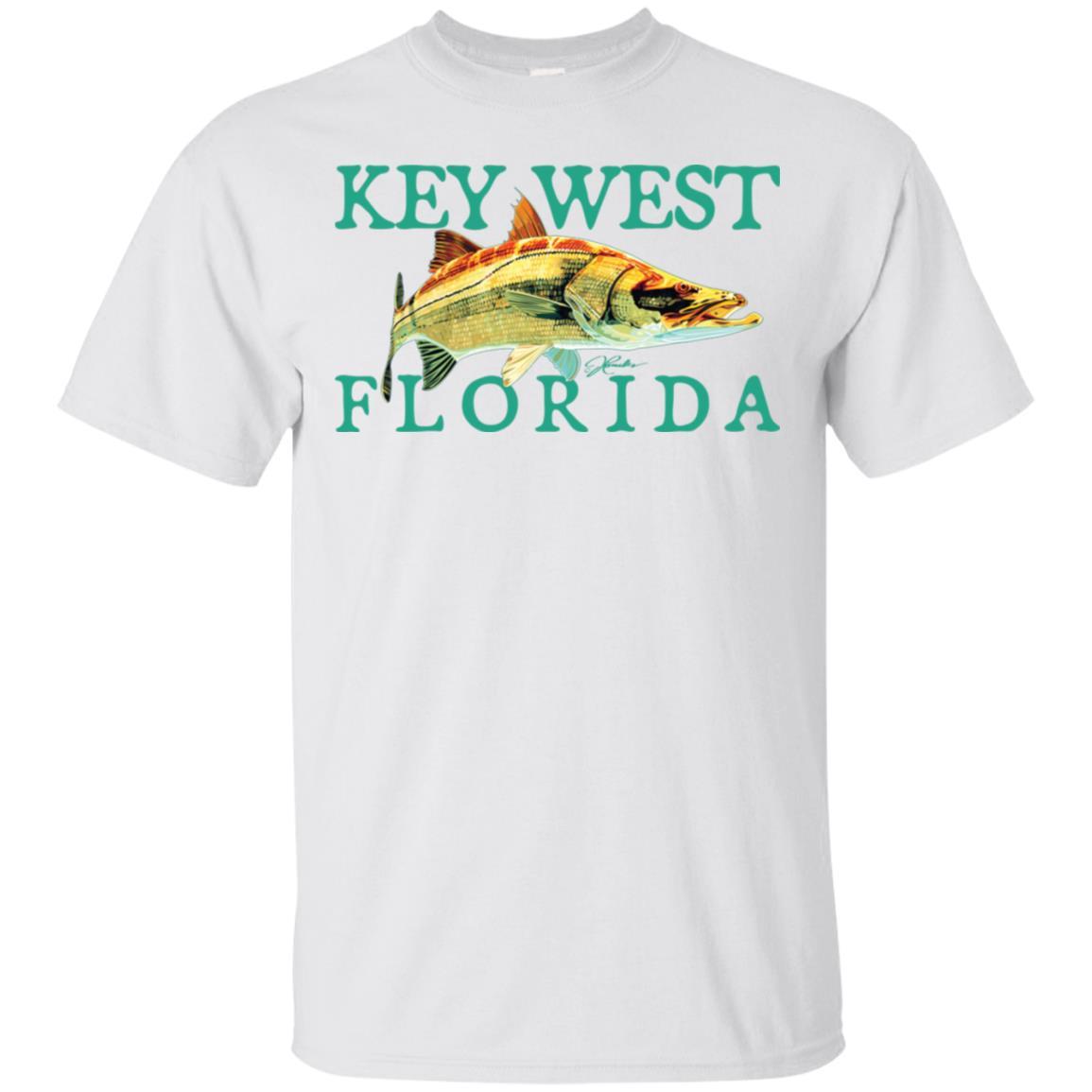 JCombs Key West, Fl, Snook -1 Unisex Short Sleeve