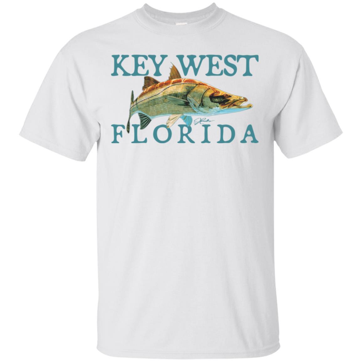 JCombs Key West, Fl, Snook Unisex Short Sleeve