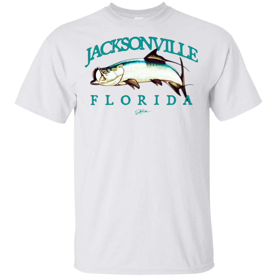 JCombs Jacksonville, Fl, Tarpon Unisex Short Sleeve