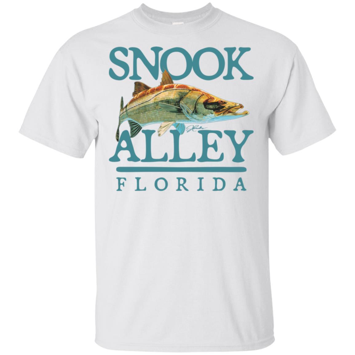 JCombs Snook Alley, Florida Unisex Short Sleeve