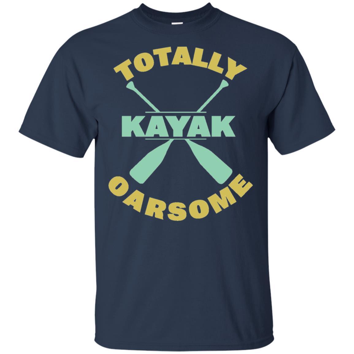 Kayak – Totally Oarsome – Canoeing Unisex Short Sleeve