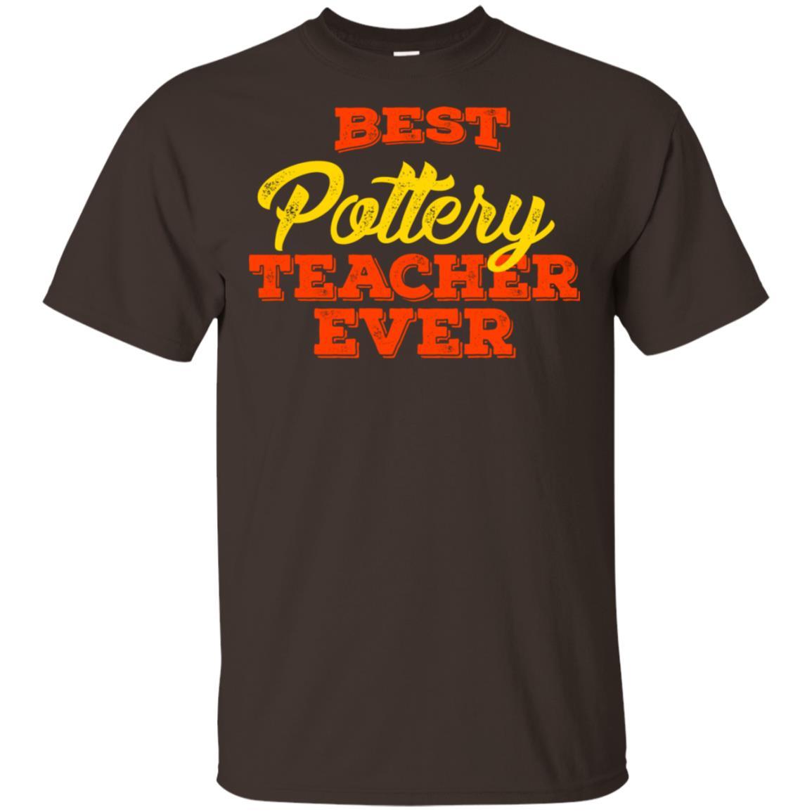 Pottery Teacher Ceramics Teacher Unisex Short Sleeve