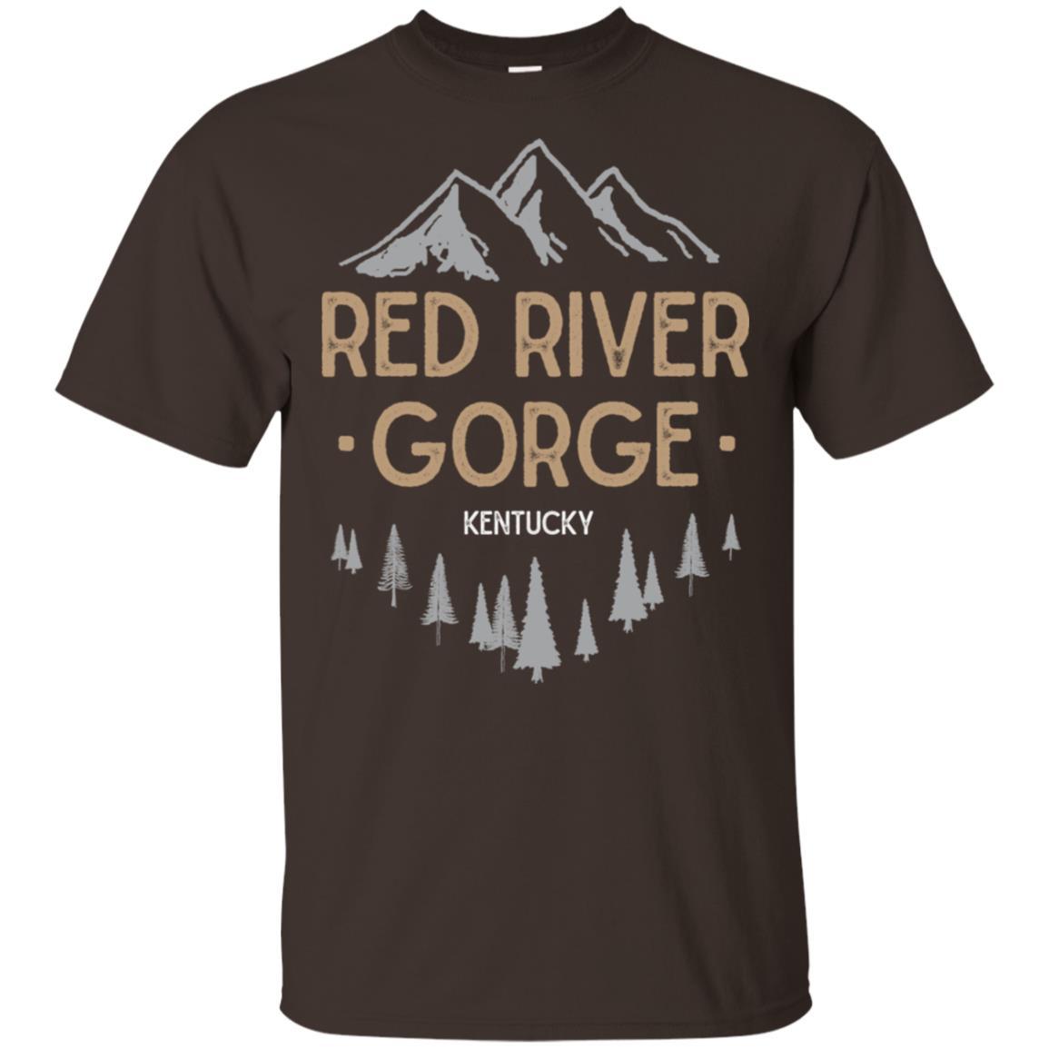 Red River Gorge Kentucky Ky Vintage Unisex Short Sleeve