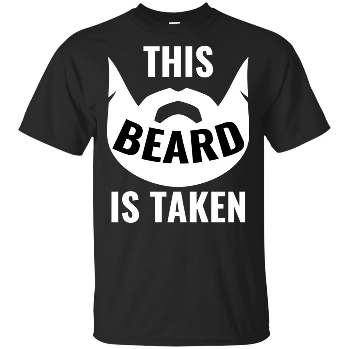 This Beard Is Taken Hipster Engage Love Gift Unisex Short Sleeve