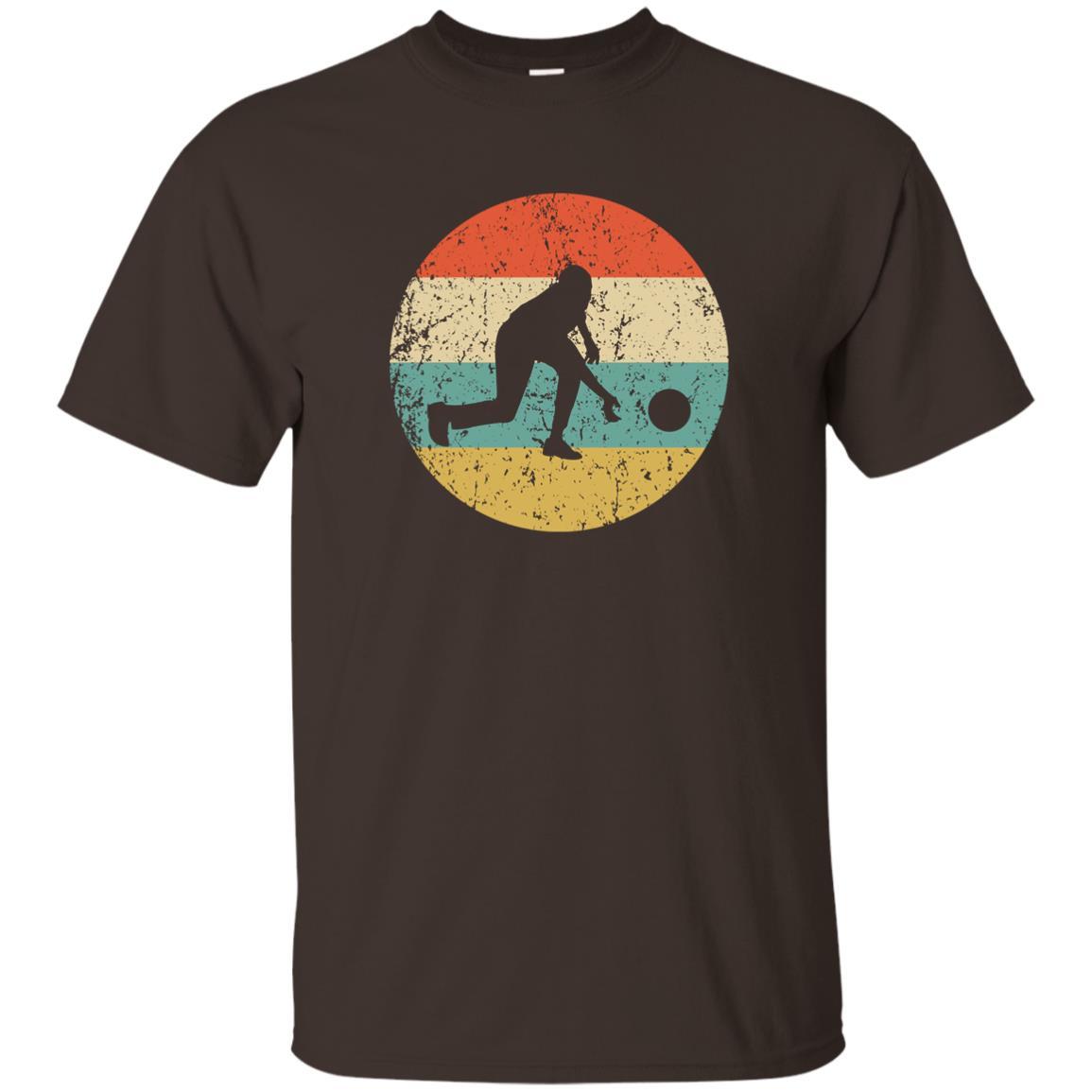 Bowling – Vintage Retro Bowler Unisex Short Sleeve