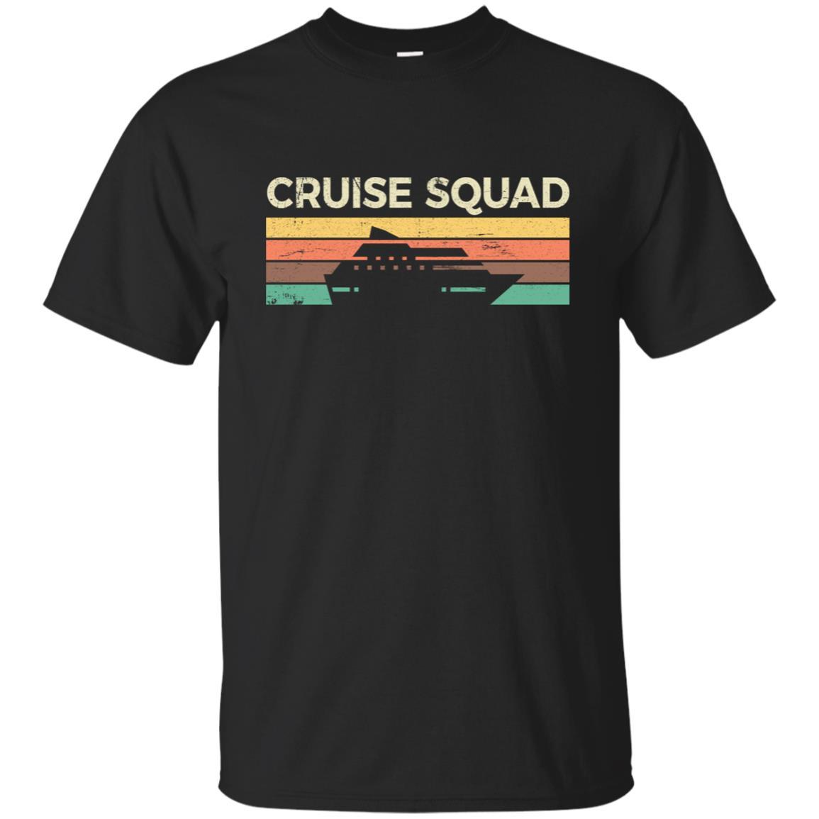 Cruise Funny Family and Groups Unisex Short Sleeve