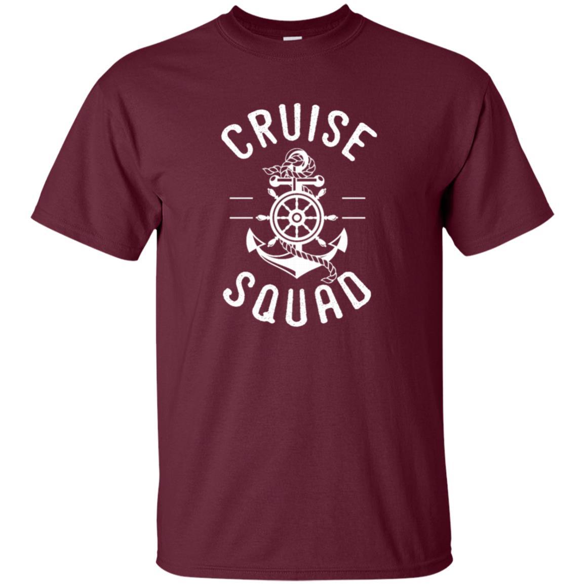 Cruise Squad Group Cruise Unisex Short Sleeve