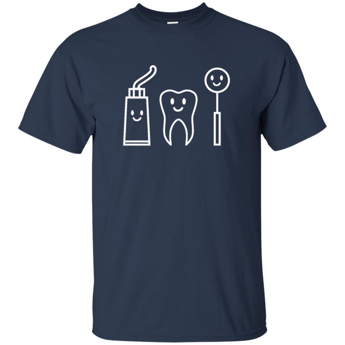 Dental Hygiene Funny Dentist-2 Unisex Short Sleeve