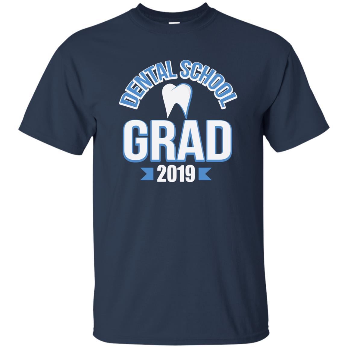Dental School Graduation 2019 Dentist Oral Hygienist Ls Tee Unisex Short Sleeve