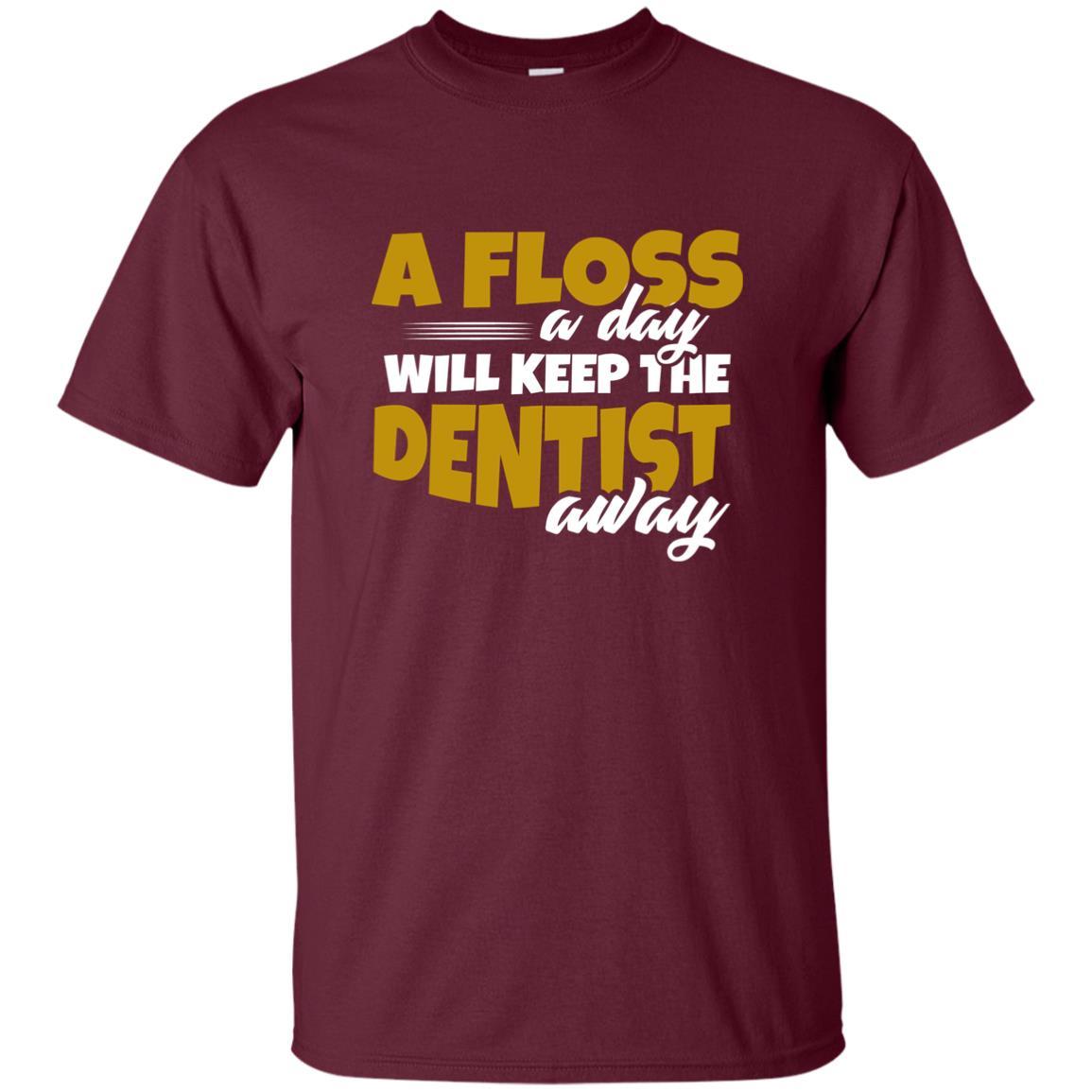 Dentist Funny Gift Unisex Short Sleeve